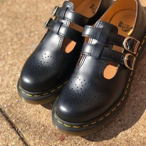 Dr. Marten's 8065 Mary Jane Shoes
